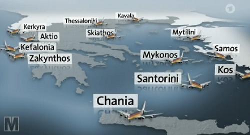 Des aéroports régionaux vendus