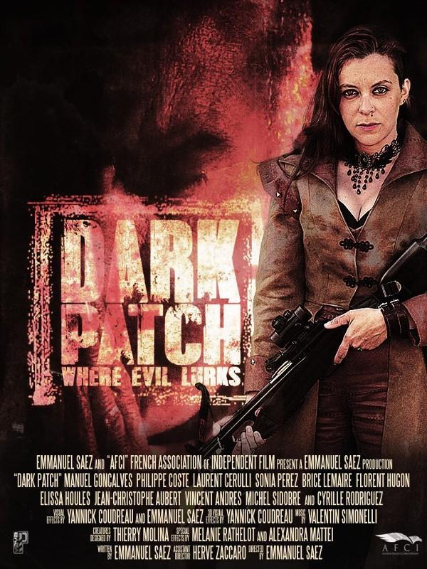 Affiche du Dossier de Presse DARK PATCH